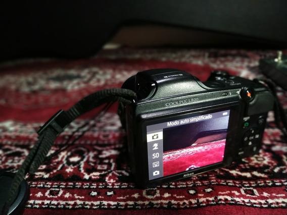 Camera Semi-profissional Nikon L810 Zoom 30x