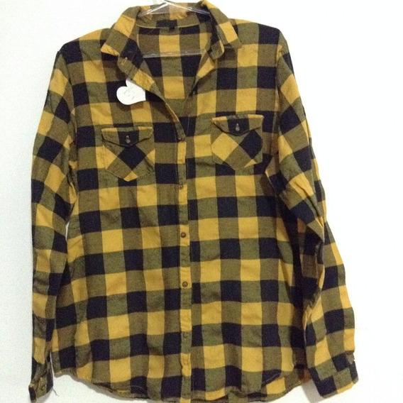Camisa Cuadrille