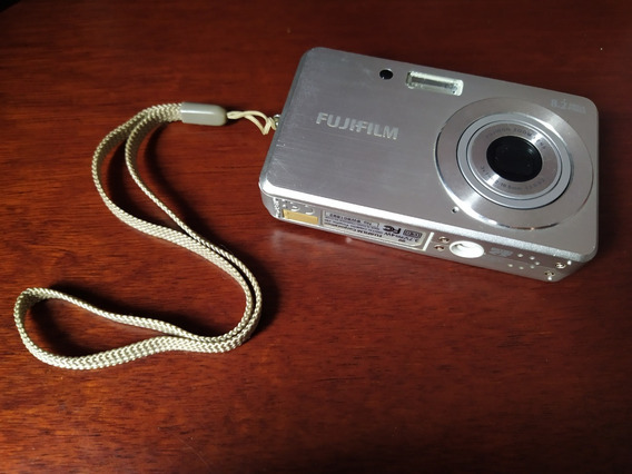 Câmera Fujifilm Finepix J10 8.2 Megapixels Usada