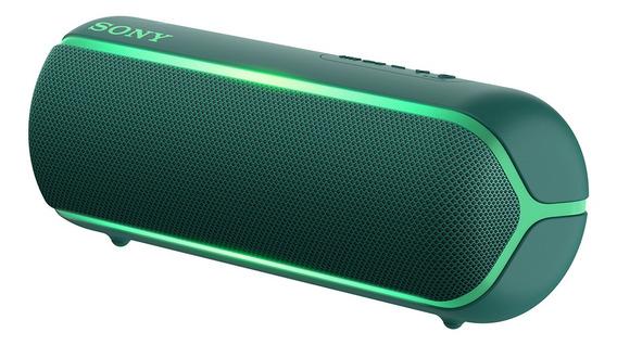 Bocina Portátil Extra Bass Xb22 Con Bluetooth®