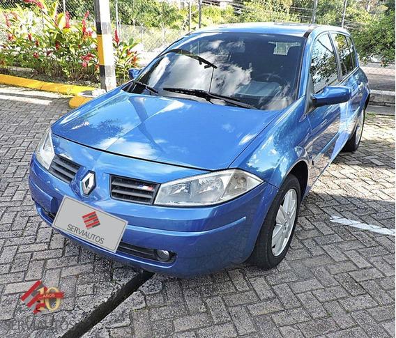 Renault Megane Ii Mt 2.0 2005 Mnf411