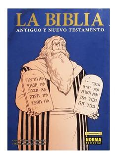 La Biblia - Manga - Antiguo Y Nuevo Testamento - Ed. Norma
