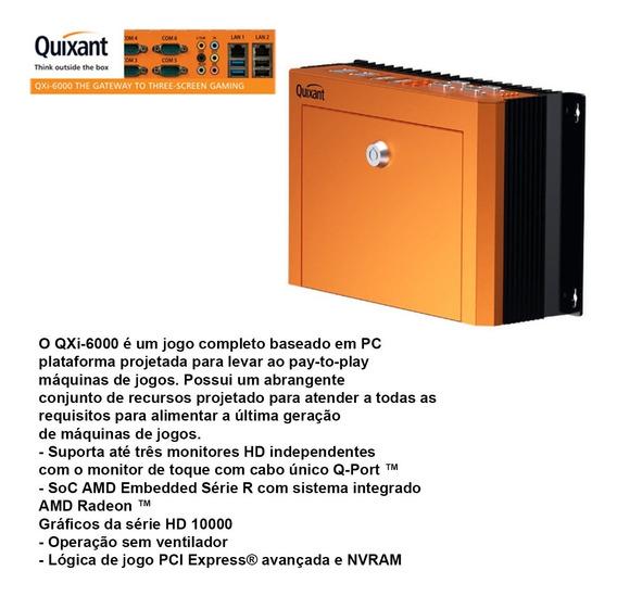 Computador P Plataforma Qxi-6000 Qx307 Qx50 Qmax-1 Qxi300