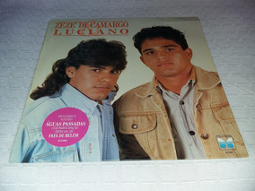 Lp Vinil Zezé Di Camargo & Luciano-1991-com Sucesso É O Amor