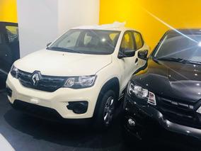 Renault Kwid Life Ex Clio No Up No Mobi Contado Ml