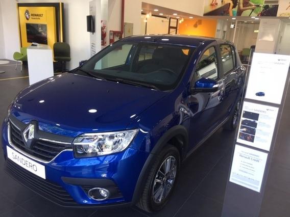 Autos Renault Sandero Intens Cvt 1.6 No Peugeot 208 Argo V