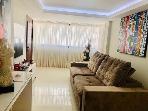 Apartamento Com 3 Dormitórios À Venda, 100 M² Por R$ 430.000,00 - Tambaú - João Pessoa/pb - Ap2447