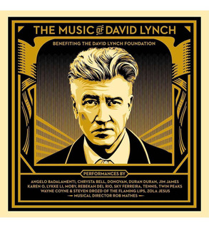 The Music Of David Lynch Vinilo Doble Nuevo Importado
