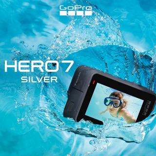 Gopro Hero 7 Silver Tienda Autorizada Cuotas - Inteldeals