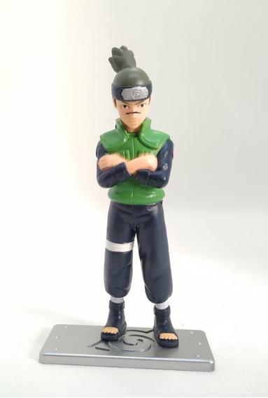 Miniatura Action Figure Iruka Naruto 10cm