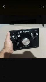 M Audio M Track 2x2 Usb