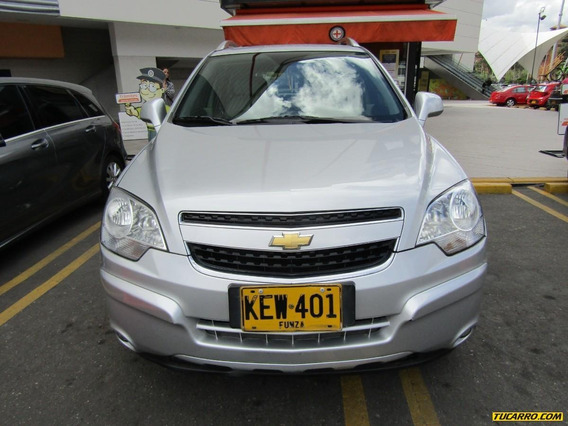 Chevrolet Captiva Spor 3.6 At