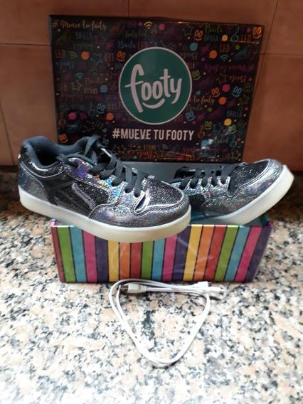 Zapatillas Footy Con Luces