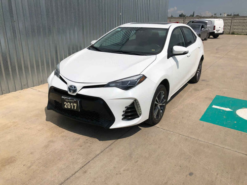 Imagen 1 de 15 de Toyota Corolla 2017 4p Se L4/1.8 Man
