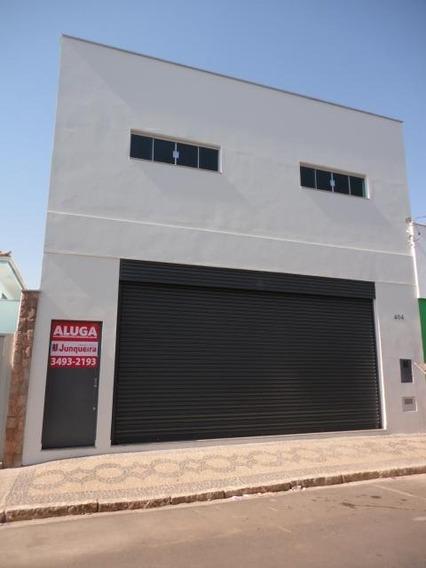 Salão Para Alugar, 360 M² Por R$ 10.000,00/mês - Centro - Rio Das Pedras/sp - Sl0669