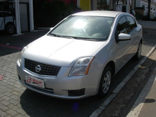 Nissan Sentra 2008 2.0 S 4p