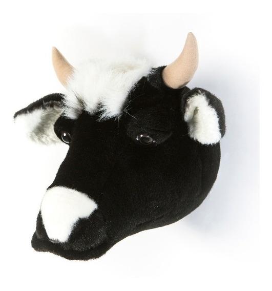 Cabeça De Pelúcia Vaca Daisy Wild & Soft Ref.bb-035