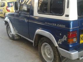 Mitsubishi Campero Primera Edición 1995