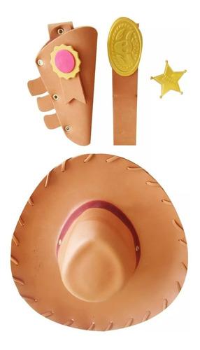 Toy Story Disfraz Woody Sheriff Set 36640
