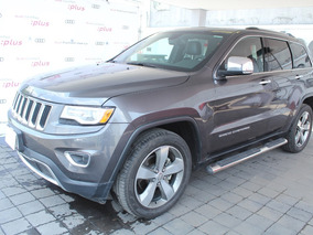 Jeep Grand Cherokee 3.6 Limited Lujo Gris 2016