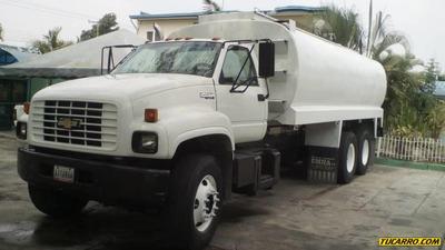 Camiones Cisternas Kodiak