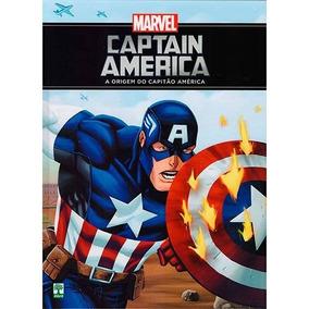 Captain America - A Origem Do Capitão América - Lacrado