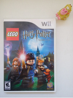 Lego Harry Potter Nintendo Wii Completo