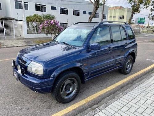 Imagem 1 de 15 de Suzuki Gran Vitara 4x4 2.5 V-6 24v 4p