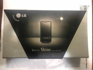 Lg Shine Black Label Series