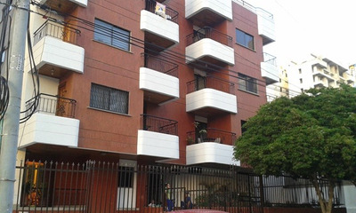 Apartamento En Arriendo Villa Santos 486-412