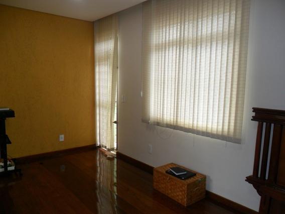 Apartamento Com 3 Quartos Para Comprar No São Lucas Em Belo Horizonte/mg - 1502