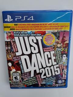Just Dance 2015 Juego Ps4 Nuevo Y Sellado