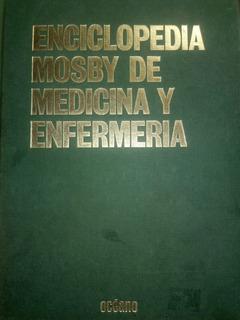 Enciclopedia Mosby De Medicina Y Enfermería (6 Tomos)