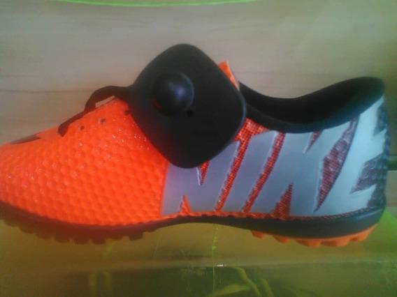 Zapatos Futbol Sala Nike Mercurial Cristiano Ronaldo 20verd.