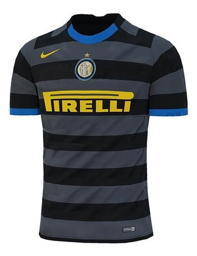 Camiseta Del Inter De Milán 2020/21