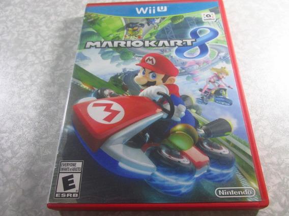 Wii U - Mario Kart 8 - Mídia Sem Riscos