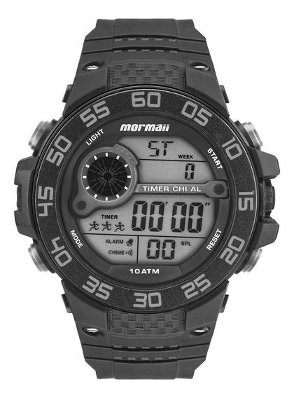 Relógio Masculino Mormaii Wave Cinza - Mo9451/8c
