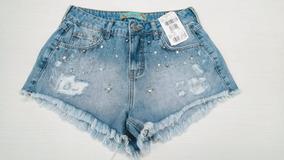 Short Jeans Feminino Sommer Original
