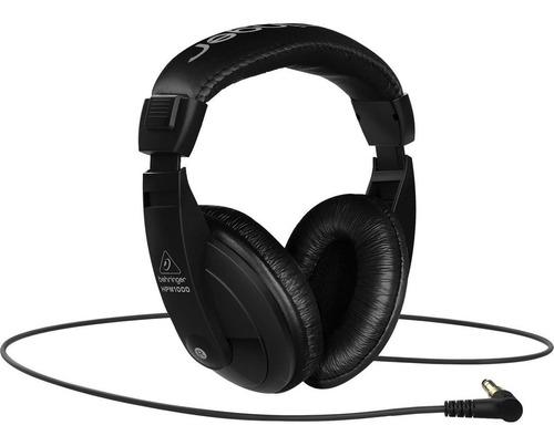 Behringer Audifonos Profesionales Para Dj Hpm1000bk Negros