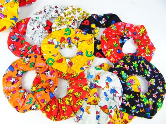 5 Scrunchies Donas Para Cabello.90