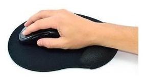 Mousepad Ergonomico Em Pu (poliuretano)
