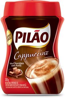 Cappuccino Pilão Chocolate 200g