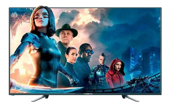Smart Tv Led Punktal 40 Fullhd Wifi Netflix Youtube - Impote