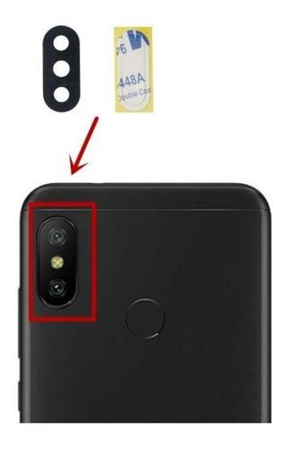 Visor Camara Xiaomi Note 6 Pro Negro