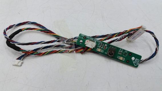 Placa Sensor Cr 715g4650-r01-001-005i Tv Aoc 32 Led Le32w157