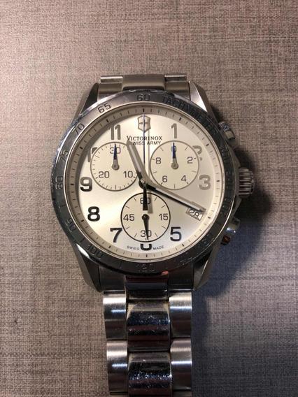 Relógio Victorinox Branco Original