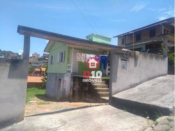 Casa Com 2 Dormitórios À Venda, 60 M² - Nova Itália - Urussanga/sc - Ca1189