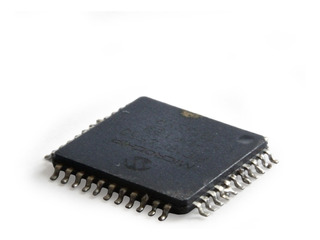 Microcontrolador Microchip 16f917 Montaje Smd 8 Bits