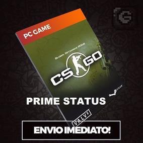 Cartão Steam Csgo Prime - Counter-strike - Global Offensive
