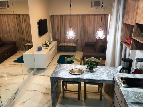 Apartamento, Finamente Decorado - Ondina - 115